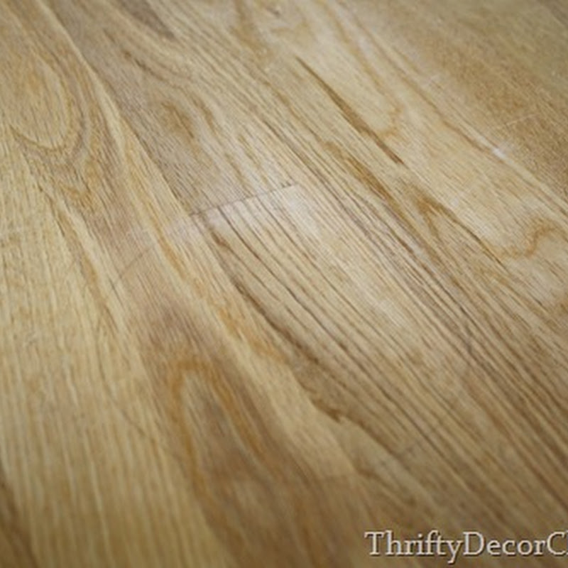 Butcher block in the kitchen