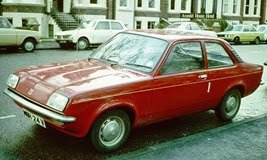 Vauxhall 1975 Chevette