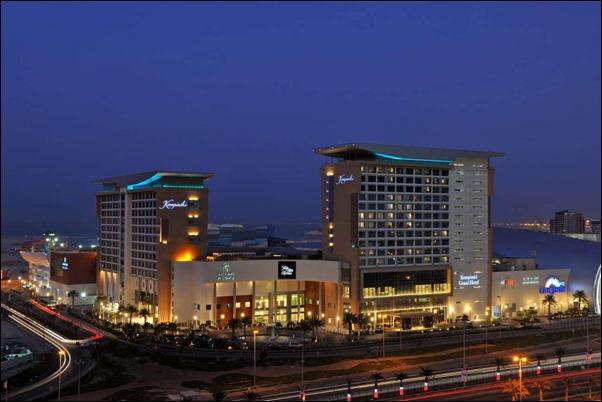فندق كمبنسكي البحرين  Kempinski