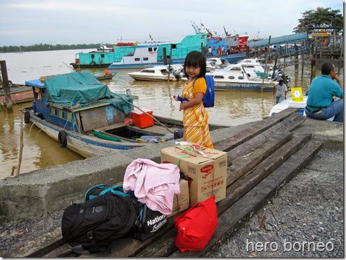 Whaft Speedboat Sibu