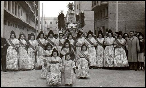 la peregrina 1949
