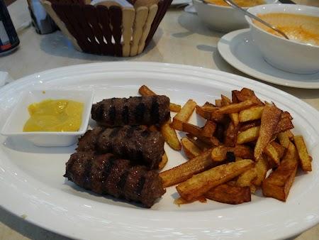 Restaurant romanesc la Dubai