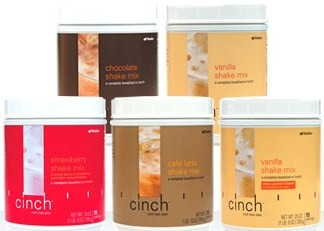 Shaklee Cinch Shakes