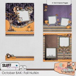 Fall Nutkin Quickpages