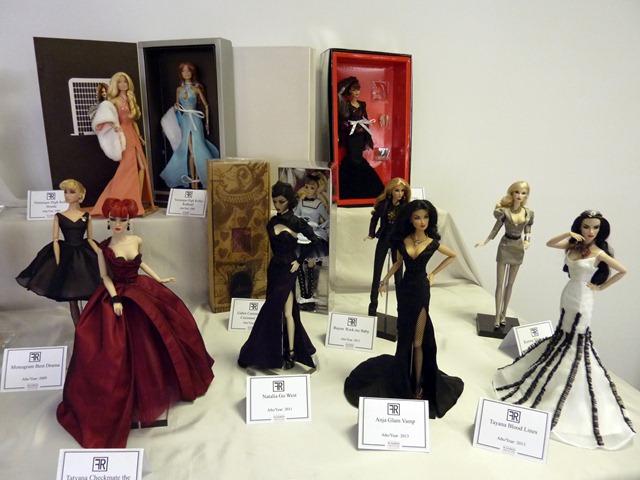 Madrid Fashion Doll Show - Fashion Royalty Dolls 1