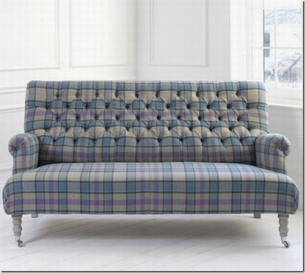 tendenza tartan - home decor - arredamento (10)