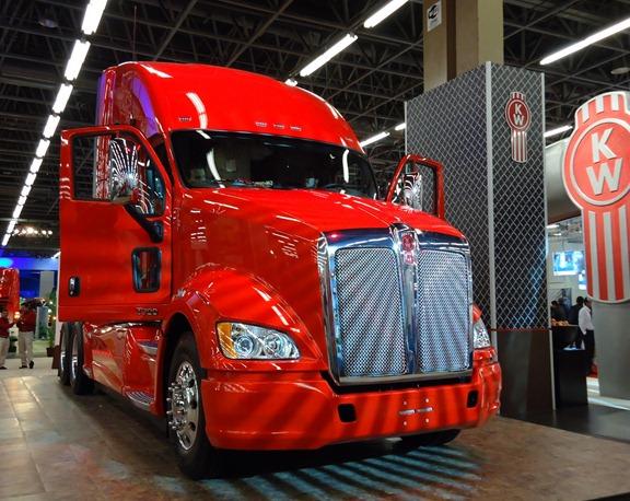 Camión Comercial Kenworth T700