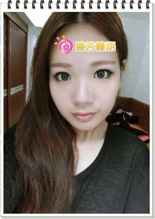 韓國NEO隱形眼鏡-新巨目灰15