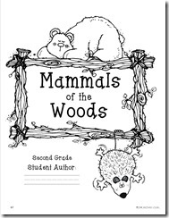 Mammals TpT j5