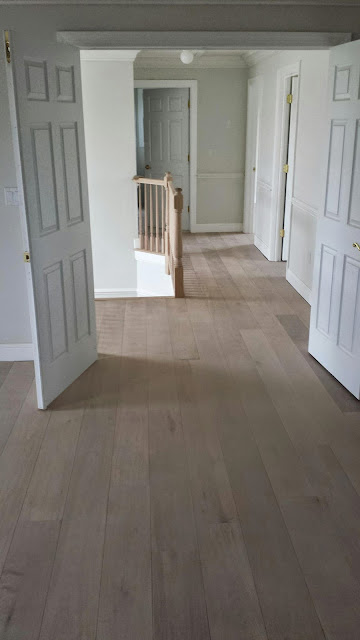 Duchateau hardwood flooring, Vernal Collection, White Oiled European White Oak. Englishtown, NJ