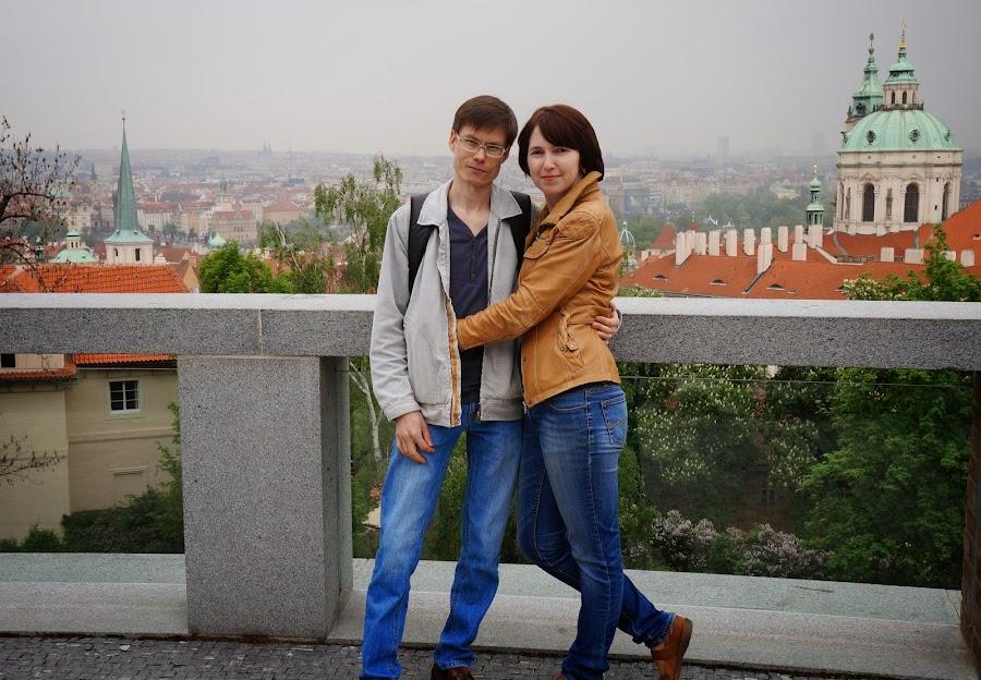 Мы с Сережей