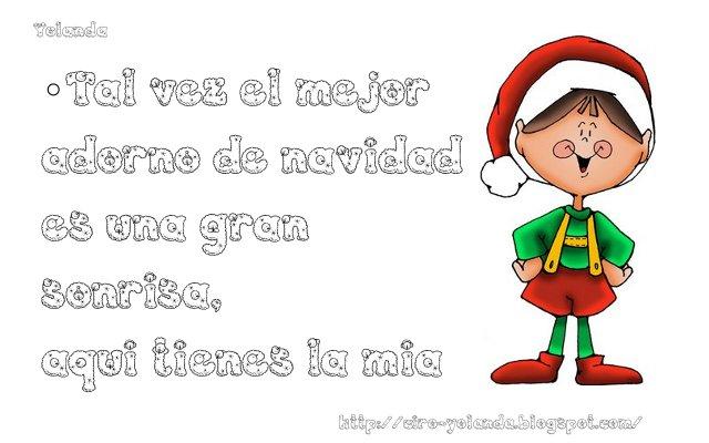 Originales mensajes navide os para ni os navidad tu - Como hacer una felicitacion de navidad original ...