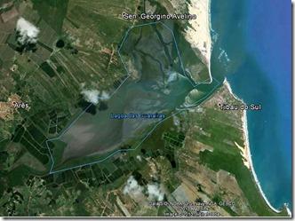 Lagoa Guaraíras