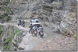 069 descente du Rothang vers Manali