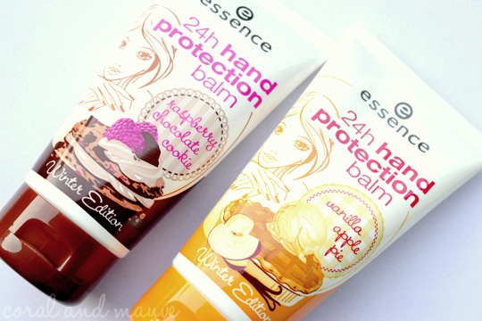 Essence 24H Hand Protection Balm Winter Edition 2011