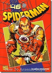 P00047 - Coleccionable Spiderman #46 (de 50)