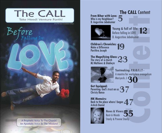 The CALL_July 2012