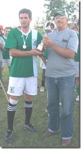 Trofeo al Goleador