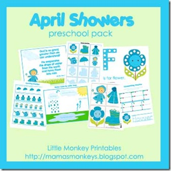 april showers ad