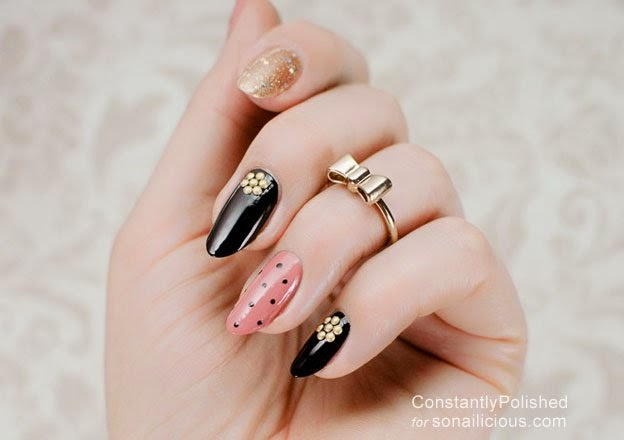 Hairstylefs Fans Attention Grabbing Nail Art Designs 2015