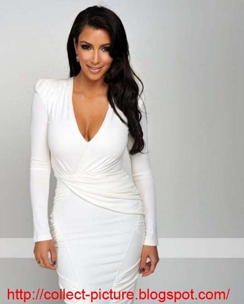 kim kardashian's body