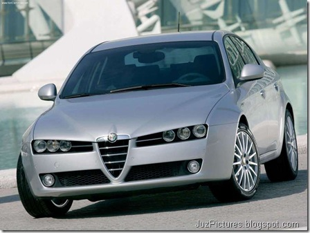 Alfa Romeo 1599