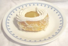 lemon sponge birds nests cake3