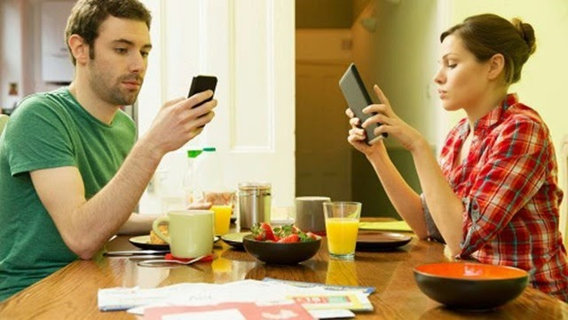 La tecnología de dormitorio está acabando con las relaciones de pareja