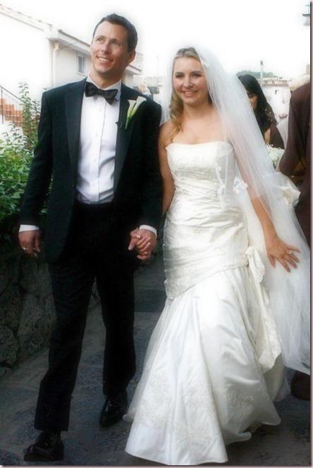 La grandiosa boda italiana de Beverly Mitchell