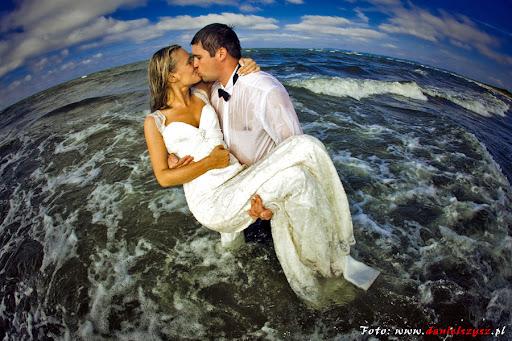 Sławno - fotograf na ślub