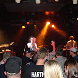 crowd picture at this aint hollywood in Hamilton, Ontario, Canada