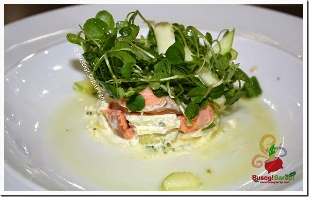 GOOD FOOD & WINE 2010-MANU FEILDEL ENTREE © BUSOG! SARAP! 2010