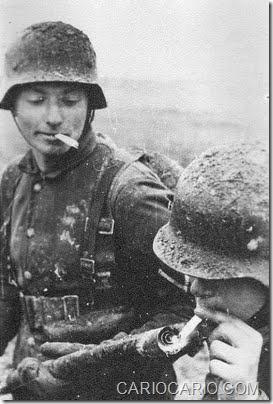 Fotos engraçadas da Segunda Guerra Mundial (14)