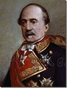 El general Martínez de la Concha