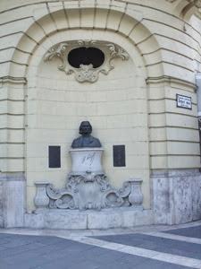 Statue Lizst
