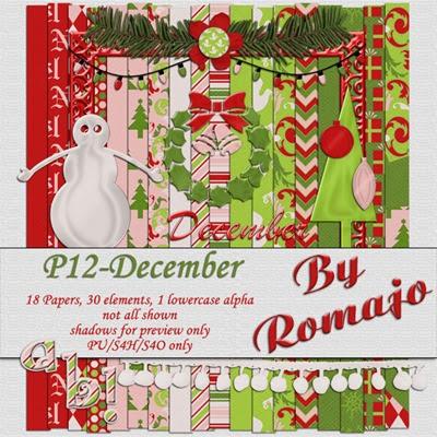 P12 December
