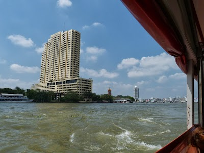 Obiective turistice Bangkok: Chao Praya