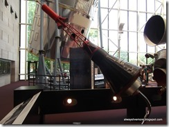 Mercury Capsule 1:3 Scale Model