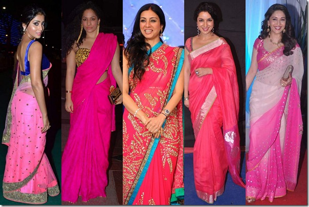 Pink_Bollywood_Saree_Fashion (1)