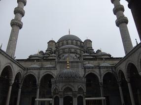 mezquita de Yeni, Estambul