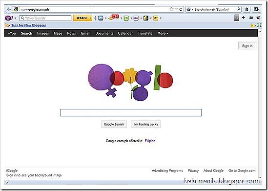International Womens Day Google DoodlePQ