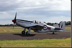P-51D Mustang Flight