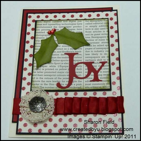 1.joy_Card_stapeled_ribbon_And_Rosette