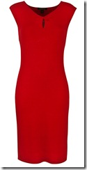 Lauren Ralph Lauren Twist Neck Dress
