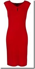 Lauren Ralph Lauren Twist Neck Dress
