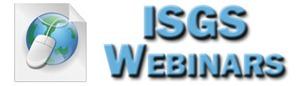 ISGS Webinar Logo