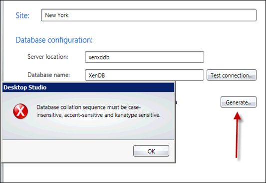 Database Permissions in XenDesktop 5–Use SQLCMD mode!