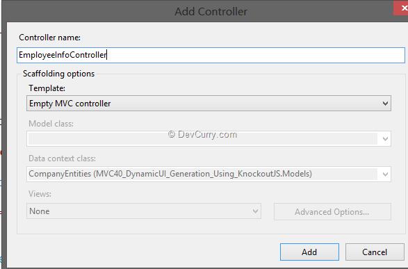 empty-mvc-controller
