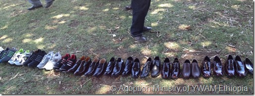 Evangelist's Shoes-a