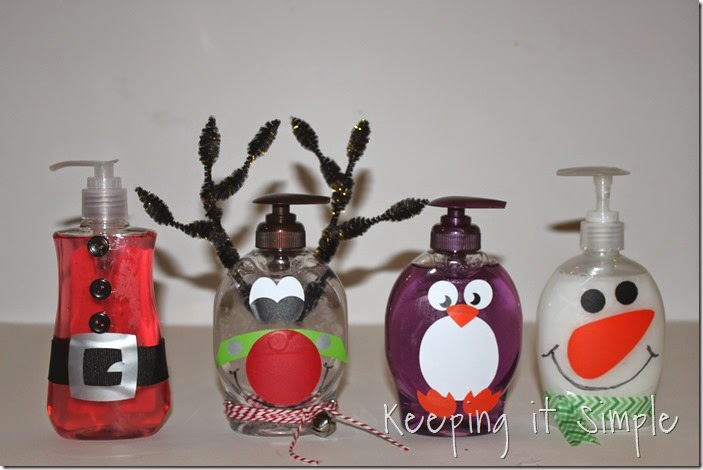 Christmas Soap Neighbor Gift (7)